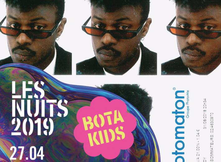 David Numwami - Bota Kids